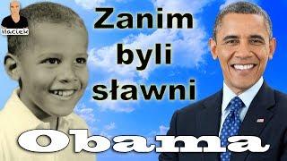 Barack Obama | Zanim byli sławni