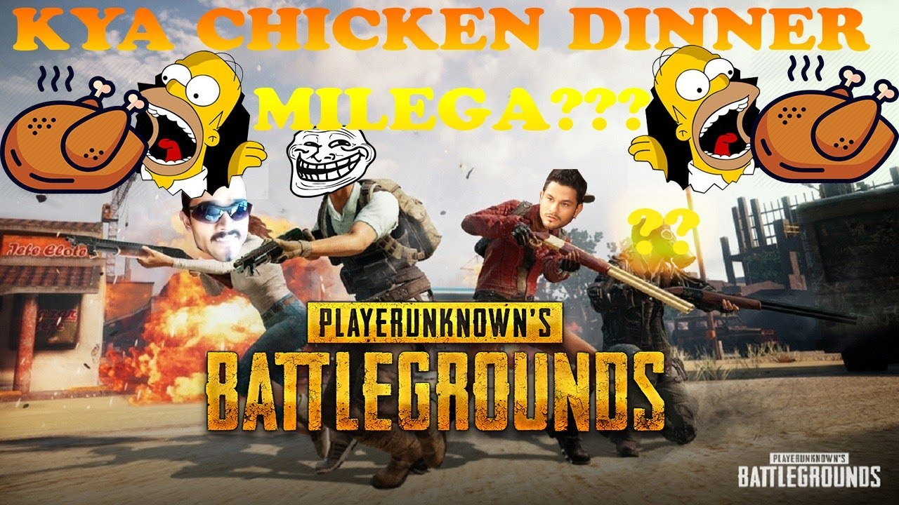 Kya Chicken Dinner Milega Pubg Mobile Funny Hindi Urdu