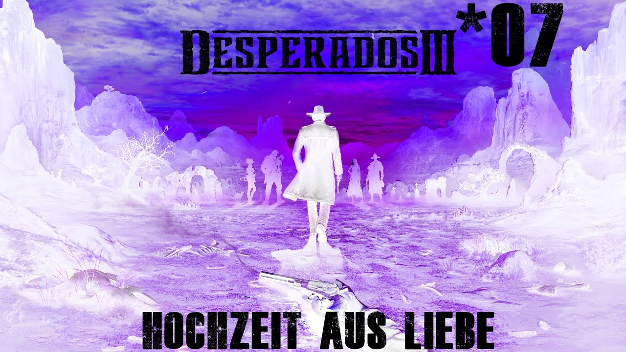 Desperados Deutsch