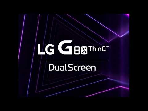 The Design Of The LG G8X ThinQ™ And LG Dual Screen™ [Square Version] | LG USA Mobile