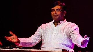 Carnatic Music Lesson in  Harikambhoji - Saketa nagara natha  taught by  Chitravina N Ravikiran