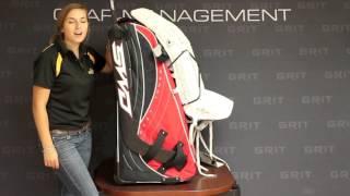 Grit Sumo Goalie Bag - Features & Benefits