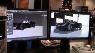 AU 2011: Incredibly Fast V-Ray Rendering w/ 3DBOXX 4920 XT