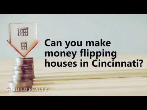 Can you make money flipping houses in Cincinnati?