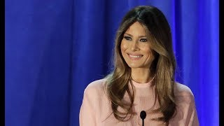 How Exactly Did Melania Trump Get an