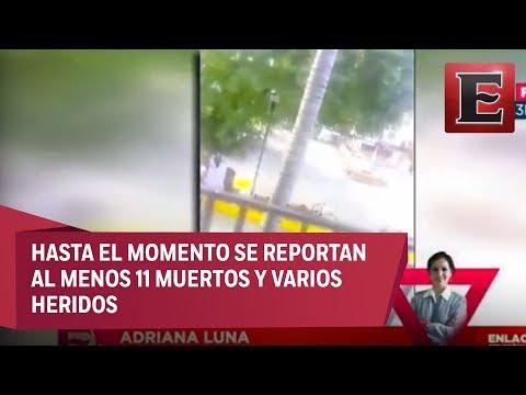 �LTIMA HORA: Reportan enfrentamiento en Jalisco