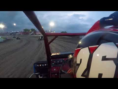 Hot Laps at SuperBowl Speedway 08-19-18