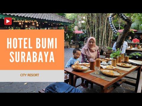 Menginap Di Hotel Bumi Surabaya City Resort
