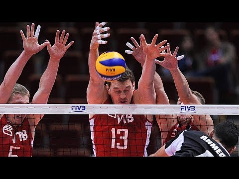 Volleyball Explained: The Secrets Of Blocking (middle Blockers)