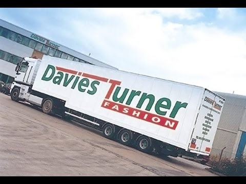 Davies Turner - Long Haul Trucking from UK to Turkey in the 90'