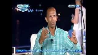 اخر النهار - لقاء ا / هاني عبدالرحمن - موثق عملية حفر قناة السويس الجديدة بالصور والفيديوهات
