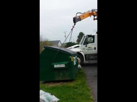 Waste management delivery