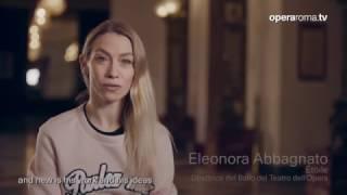 Robbins, Preljocaj, Ekman: intervista a Eleonora Abbagnato