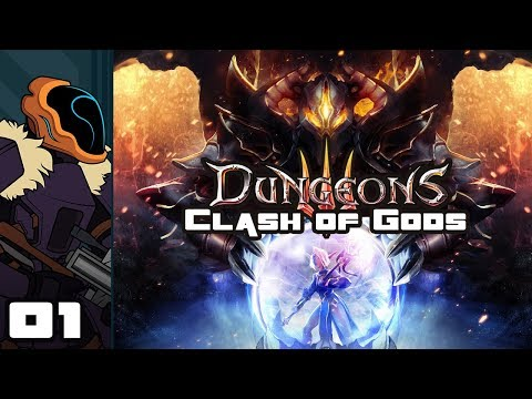 Let's Play Dungeons 3: Clash of Gods DLC - PC Gameplay Part 1 - Education On The Fly!