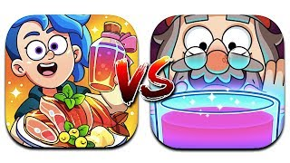 Potion Punch 2 vs Potion Punch