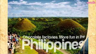 50 Reasons why It's more fun in the Philippines