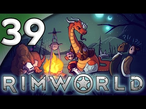 Rimworld Alpha 16 [Modded] - 39. Bloody Bugs! - Let's Play Rimworld Gameplay