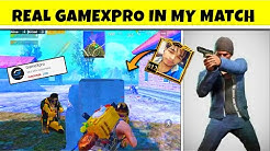 😤Real Gamexpro Came In My Match And Challenged Me to Come Novo - DmaxYT