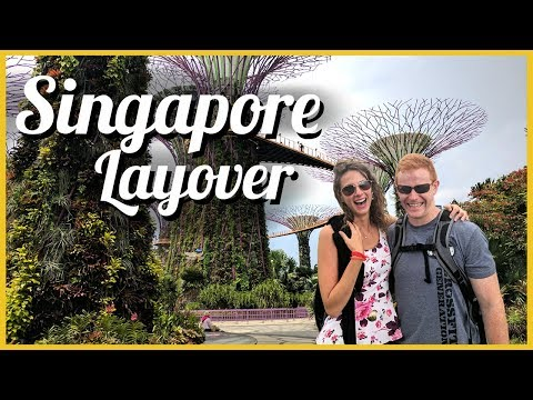 24 Hours In Singapore (Layover)