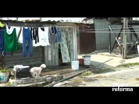 Viven en campamento montado tras sismo del 85