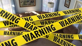 Funny Mom Closes Living Room Until Thanksgiving | What's Trending Now