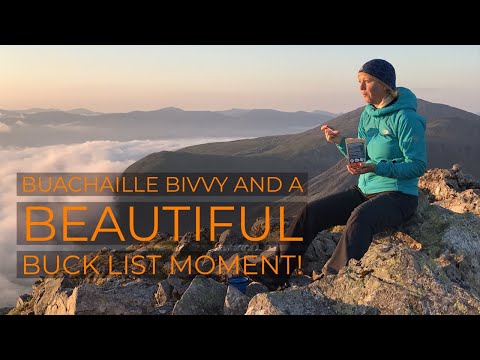 Bivvy That Buachaille Baby