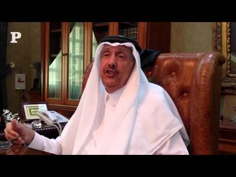 Interview with Ahmed Hussain Al Khalaf