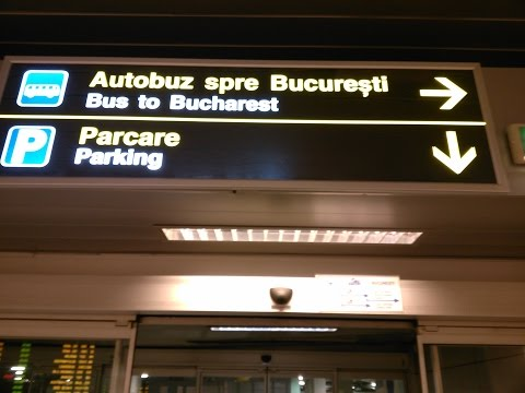 How To travel easy from Bucharest Airport to Bucharest City Center with less than 1 Euro