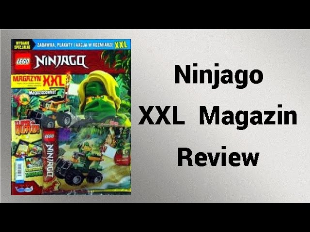 XXL Magazin Nr. 1 Review | Rpfreund2014