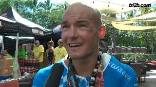 IRONMAN Hawaii 2018: Andreas Dreitz - 13. Platz - im Interview