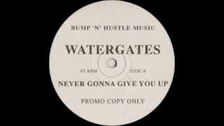 Watergates - Never Gonna Give You Up