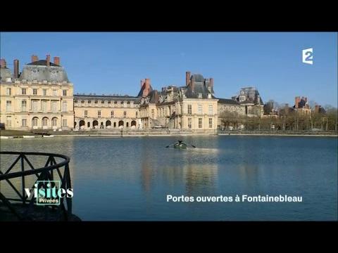 Le château de Fontainebleau - Visites privées