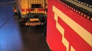 Lego lzv truck (DAF)