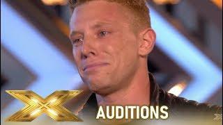 Aidan Martin: He Tells A Heartbreaking Story Through Emotional Original!   The X Factor