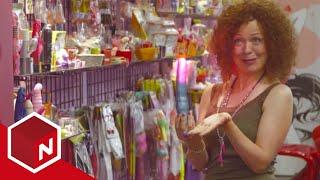 Rose tar med venninnene på sex shop | Costa Del Kongsvik | TVNorge