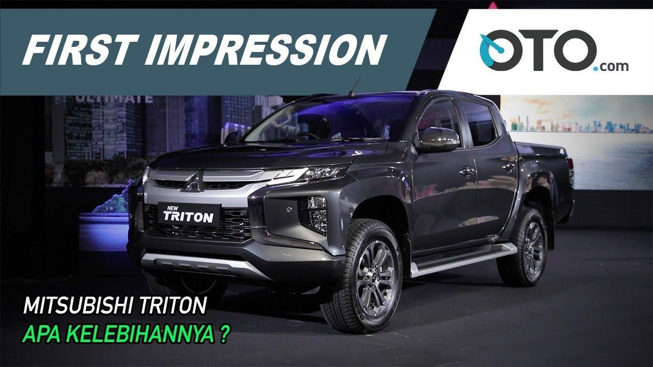 Gambar Mitsubishi Triton 2020 Lihat Foto Interior