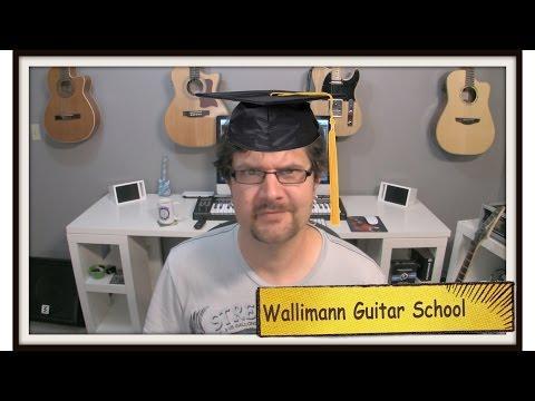 Wallimann Guitar School
