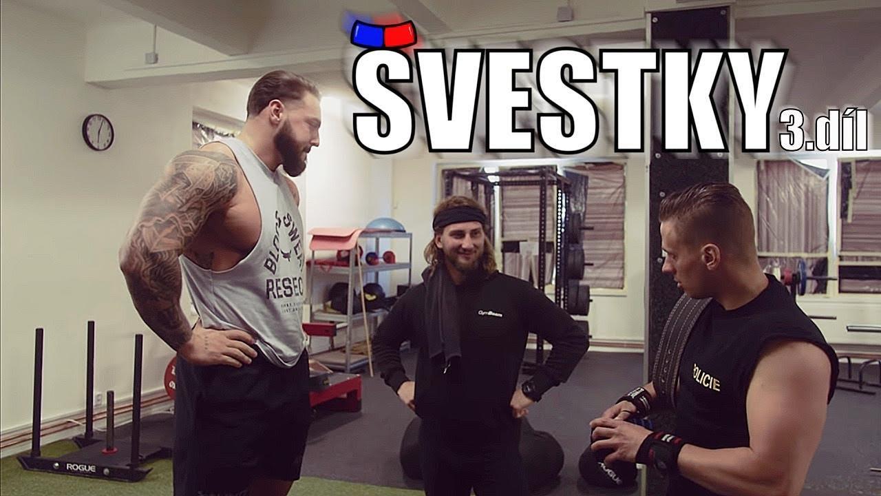 ŠVESTKY - Trenér (3.díl)