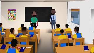 Mr Alongo - UG Toons