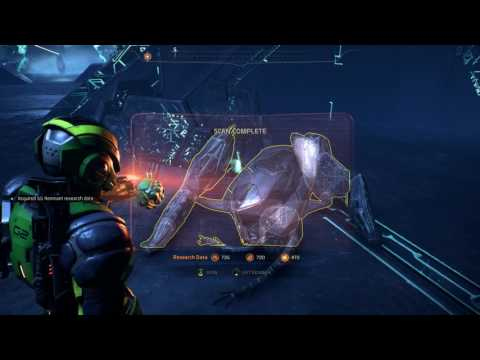 The Remnant Tiller Mass Effect Andromeda