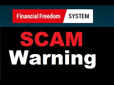 Financial Freedom System is a SCAM! Important Trading Review!
