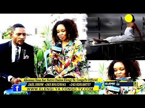 Jael Show: incroyable Miracle Prophète Alamwisi Mutu Akufa Botala Lisolo Ya LAZARE  En Live