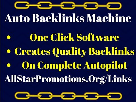 Backlink Machine Review Link Building Software For WordPress Site Owners