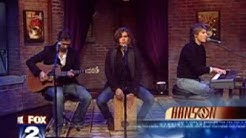 """Hanson - """"These Walls"""" Live (FOX 2 - Shout It Out)"""