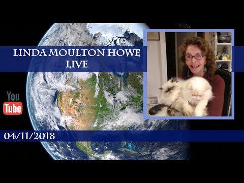 Live with Linda Moulton Howe 4/11/2018
