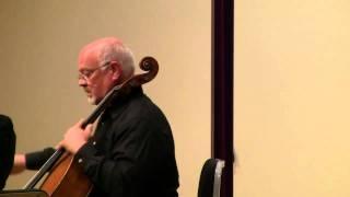 String Quartet No. 1 (Presto con fuoco)