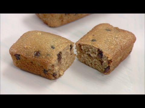 Chocolate Banana Loaves | How It's Made