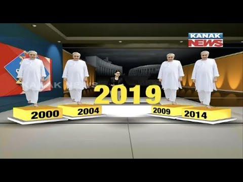 2000-2019: A Tale Of Naveen Patnaik's Poll Journey
