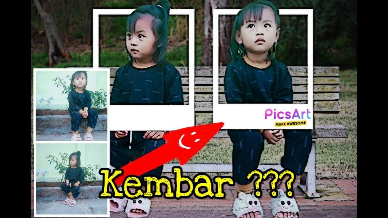Cara Edit Foto Keren Pake PicsArt 🎀 Edit Foto Berkarakter ...