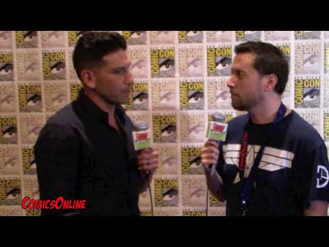 The Punisher - Interview with Jon Bernthal